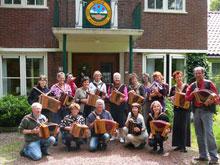 Met Arie van Lienen in Allardsoog